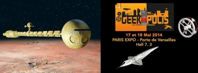 17 et 18 mai 2014 - Geekopolis - Paris Geek_110