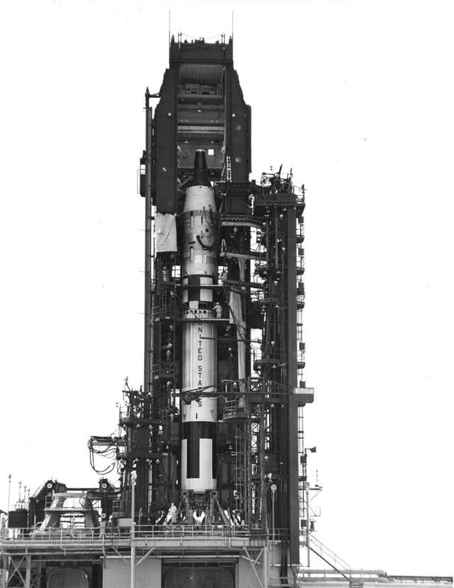 Programme Gemini (autres que les missions) - Rares Documents, Photos, et autres ... Gemini17