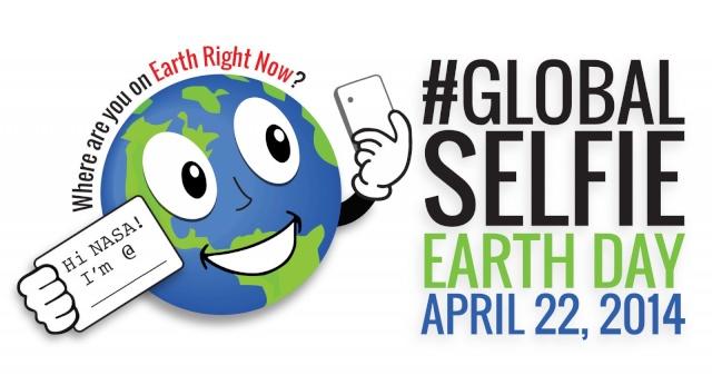 22 avril 2014 - Journée de la Terre / #Earthday - faites un GlobalSelfie avec la NASA Global10