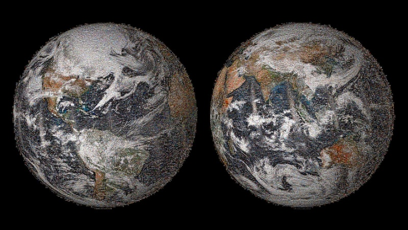22 avril 2014 - Journée de la Terre / #Earthday - faites un GlobalSelfie avec la NASA Global11