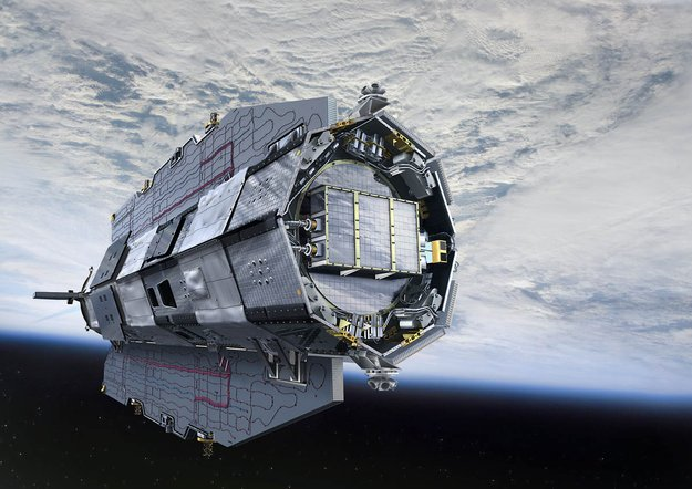 Fin de service et retombée sur Terre pour le satellite européen GOCE Goce_n10