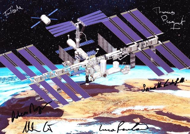 20 mai 2009 - 5ème anniversaire de la nouvelle sélection des astronautes ESA Groupe12
