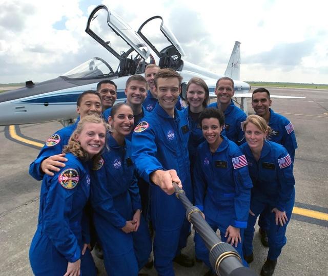 Nouvelle sélection NASA d'astronautes pour 2017 Groupe14