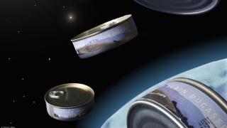 2014 - La société Hénaff s'envole vers l'ISS Henaff10