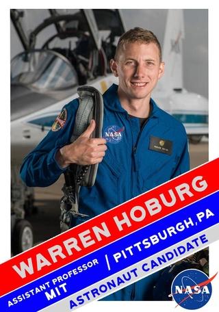 Nouvelle sélection NASA d'astronautes pour 2017 Hoburg10