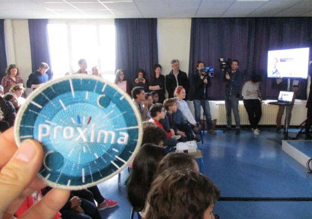 Mission Proxima - Encouragements à Thomas Pequet / #AllezThomas #Proxima - Page 6 Img_0414