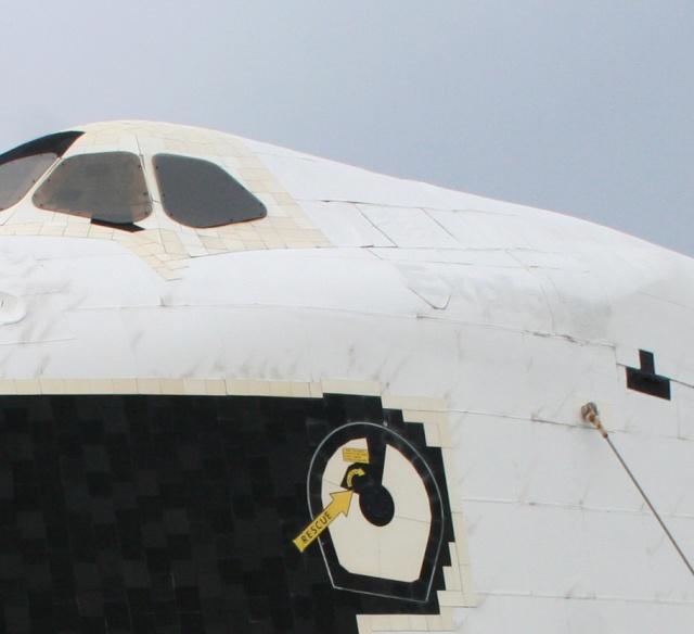 Le Boeing 747 SCA au Space Center de Houston (Texas) Img_1011