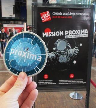 Mission Proxima - Encouragements à Thomas Pequet / #AllezThomas #Proxima - Page 6 Img_1018