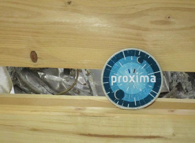 Mission Proxima - Encouragements à Thomas Pequet / #AllezThomas #Proxima - Page 7 Img_2813