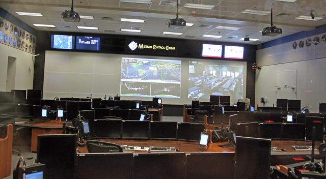 Les nouvelles salles de Contrôle des Missions au Mission Control à Houston Img_3312
