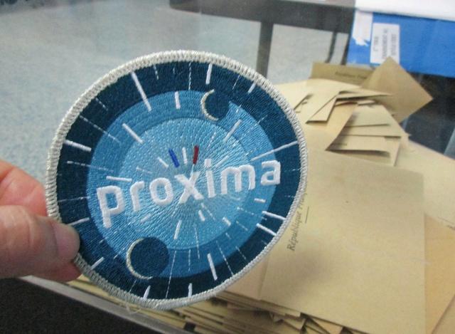 Mission Proxima - Encouragements à Thomas Pequet / #AllezThomas #Proxima - Page 8 Img_3418