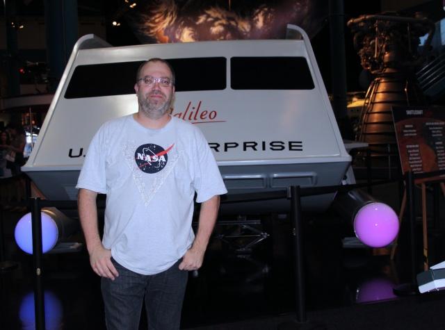 Star Trek - La navette Galileo NCC-7101/7 exposée au Space Center de Houston Img_3512