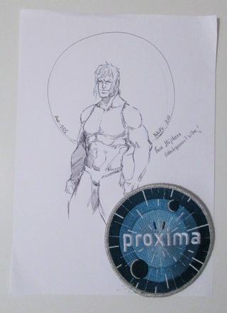 Mission Proxima - Encouragements à Thomas Pequet / #AllezThomas #Proxima - Page 8 Img_3521
