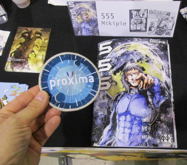 Mission Proxima - Encouragements à Thomas Pequet / #AllezThomas #Proxima - Page 8 Img_3522