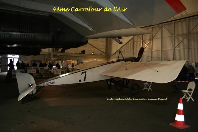 25 - 27 avril 2014 / Carrefour de l'Air Musée de l'Air et Espace au Bourget - Fly'In - Conférences - Dédicaces ... Img_3710