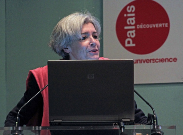 7 novembre 2013 - Conférence sur Mars / Palais de la Découverte (avec Francis Rocard, Romain Charles et Sylvie Vauclair) Img_4610