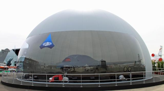 Drone nEUROn - Dassault réalise une première mondiale Img_8311