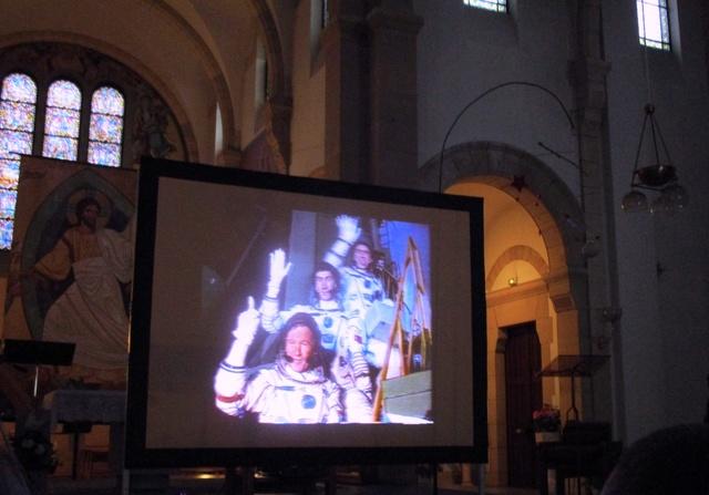 Conférence-Concert d'orgue avec Jean-Loup Chrétien ''Rêves d'étoiles'' - 8 octobre 2018 à La Cité de l'Espace à Toulouse (31) Img_8410