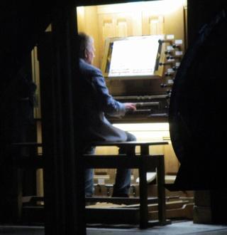 Conférence-Concert d'orgue avec Jean-Loup Chrétien ''Rêves d'étoiles'' - 21 mai 2017 à Liège (Belgique) Img_8411
