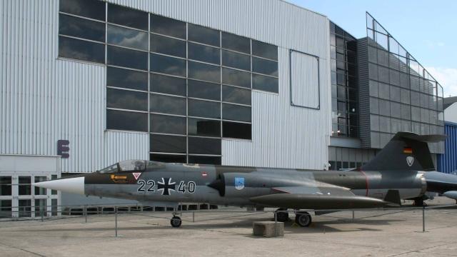 60ème anniversaire du F-104 Starfighter / 1954 - 2014 Img_8512