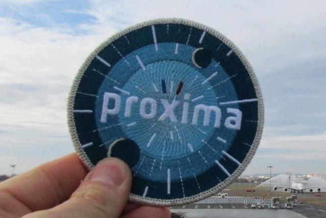 Mission Proxima - Encouragements à Thomas Pequet / #AllezThomas #Proxima - Page 4 Img_9412