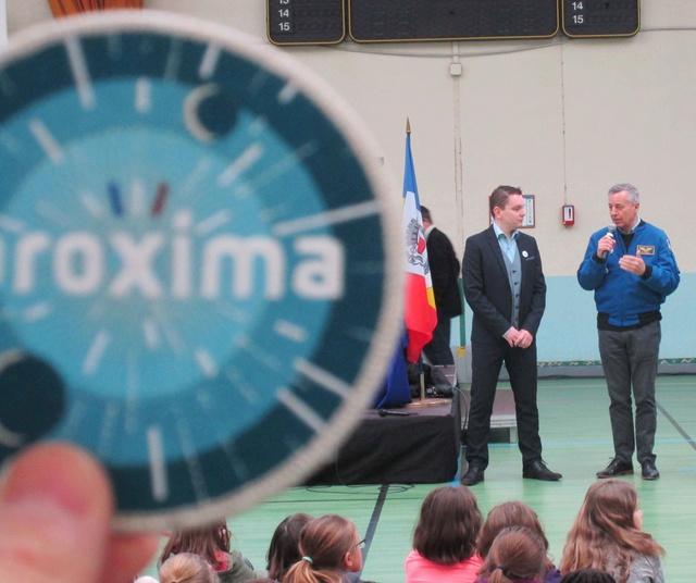 Mission Proxima - Encouragements à Thomas Pequet / #AllezThomas #Proxima - Page 5 Jour_114