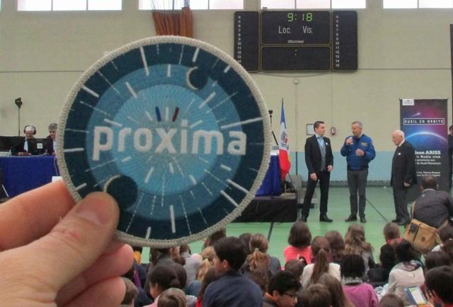 Mission Proxima - Encouragements à Thomas Pequet / #AllezThomas #Proxima - Page 5 Jour_115