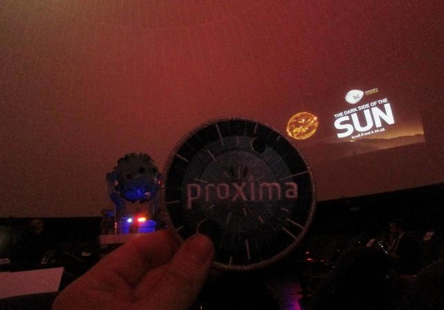 Mission Proxima - Encouragements à Thomas Pequet / #AllezThomas #Proxima - Page 7 Jour_135