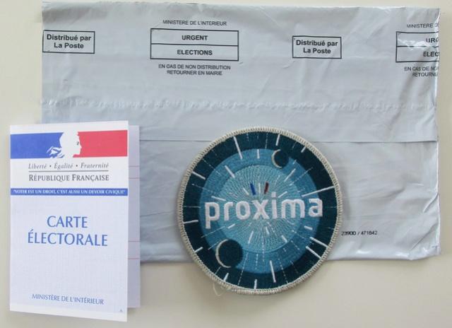 Mission Proxima - Encouragements à Thomas Pequet / #AllezThomas #Proxima - Page 7 Jour_139