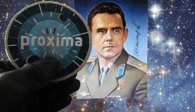 Mission Proxima - Encouragements à Thomas Pequet / #AllezThomas #Proxima - Page 7 Jour_141