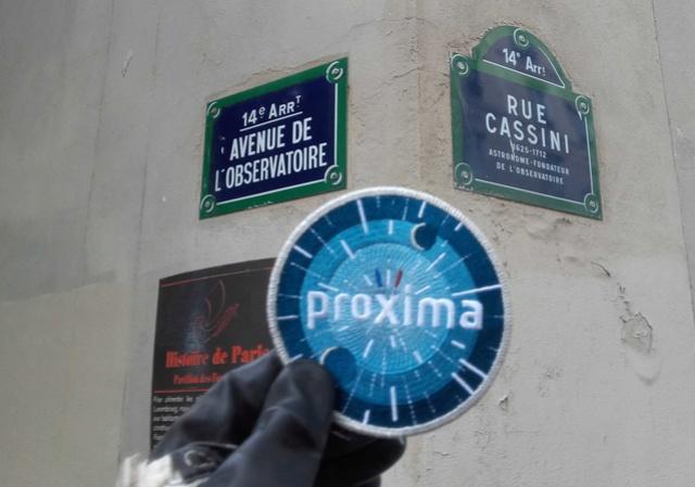 Mission Proxima - Encouragements à Thomas Pequet / #AllezThomas #Proxima - Page 7 Jour_145