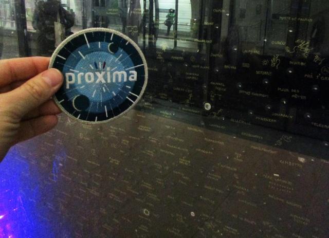 Mission Proxima - Encouragements à Thomas Pequet / #AllezThomas #Proxima - Page 7 Jour_148