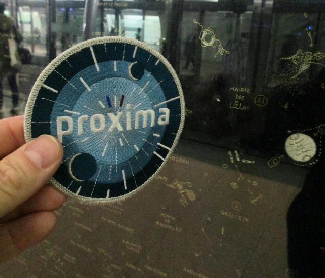 Mission Proxima - Encouragements à Thomas Pequet / #AllezThomas #Proxima - Page 7 Jour_149