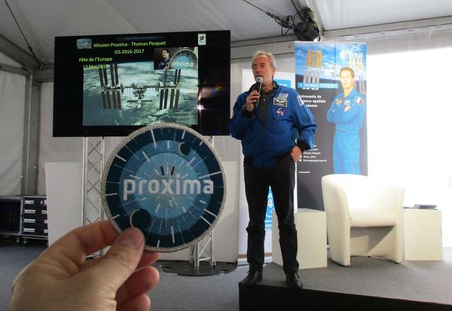 Mission Proxima - Encouragements à Thomas Pequet / #AllezThomas #Proxima - Page 8 Jour_153