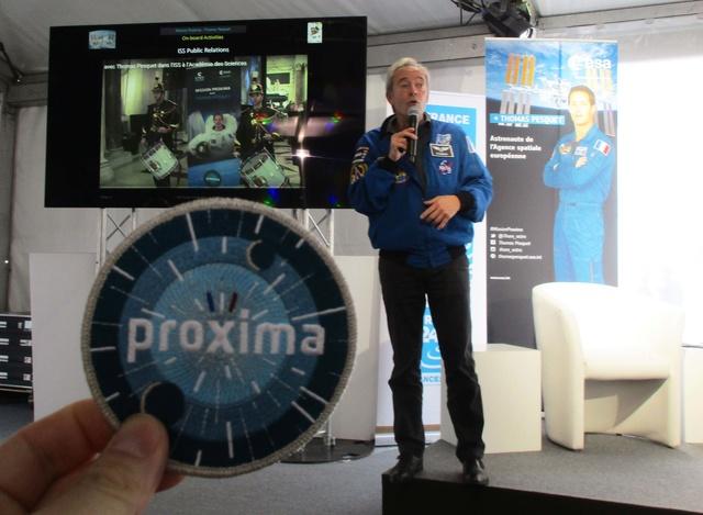 Mission Proxima - Encouragements à Thomas Pequet / #AllezThomas #Proxima - Page 8 Jour_154