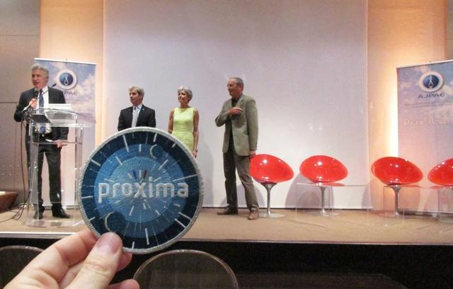 Mission Proxima - Encouragements à Thomas Pequet / #AllezThomas #Proxima - Page 8 Jour_158
