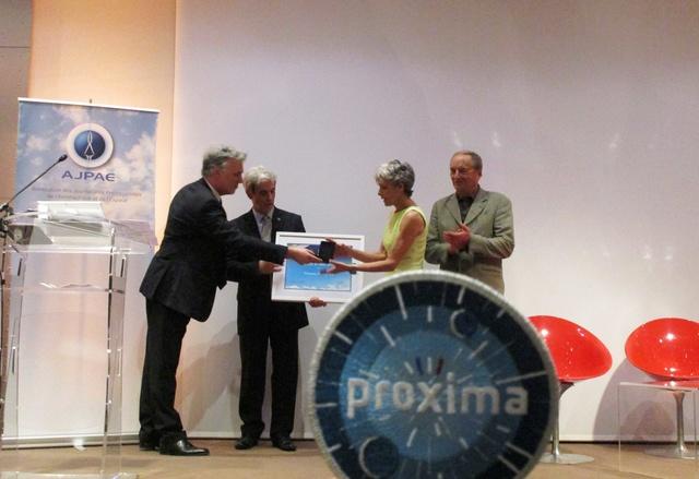 Mission Proxima - Encouragements à Thomas Pequet / #AllezThomas #Proxima - Page 8 Jour_160