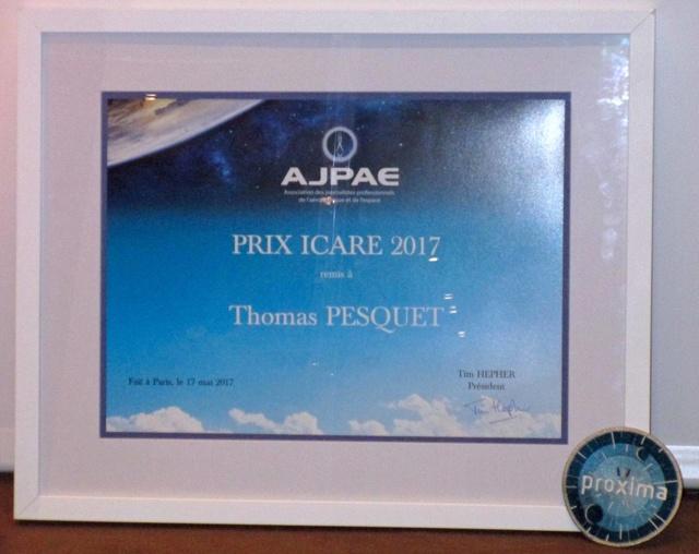 Mission Proxima - Encouragements à Thomas Pequet / #AllezThomas #Proxima - Page 8 Jour_161