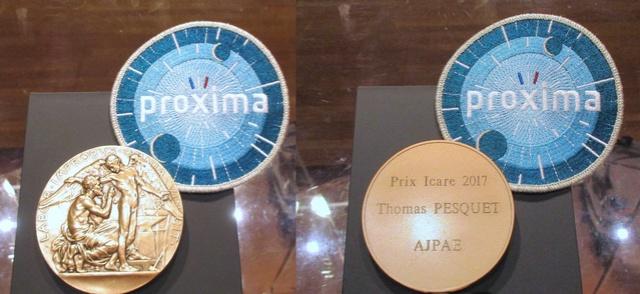 Mission Proxima - Encouragements à Thomas Pequet / #AllezThomas #Proxima - Page 8 Jour_162
