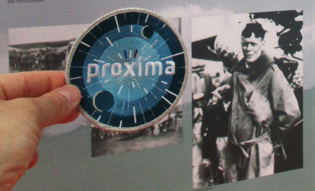 Mission Proxima - Encouragements à Thomas Pequet / #AllezThomas #Proxima - Page 8 Jour_163