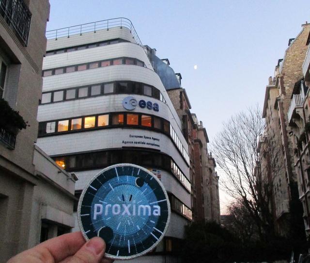 Mission Proxima - Encouragements à Thomas Pequet / #AllezThomas #Proxima - Page 8 Jour_610