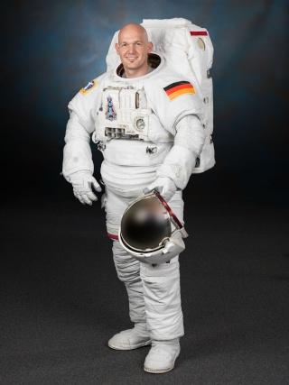 Vol spatial d'Alexander Gerst / Expedition 40 et 41 - BLUE DOT / Soyouz TMA-13M Jsc20113