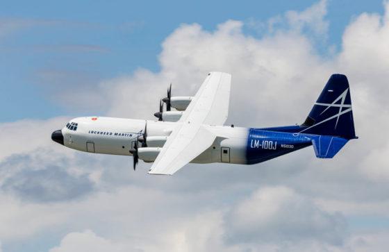 52ème Salon International de l'Aéronautique et de l'Espace - 19 au 25 juin 2017 - Le Bourget Lockhe10