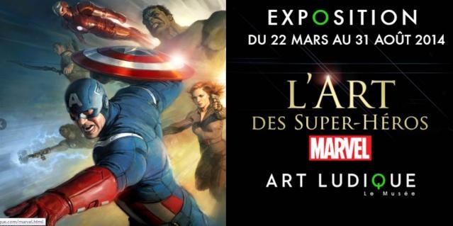 [Exposition] L'Art des Super-Héros Marvel / 22 mars au 31 août 2014 Marvel10