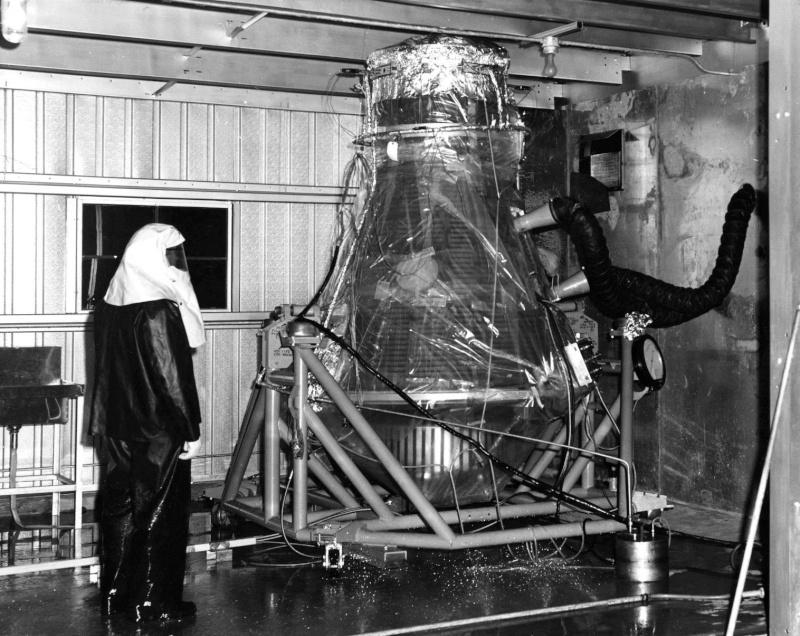 Programme Mercury (autre que les missions) - Rares Documents, Photos, et autres ... Mercur10