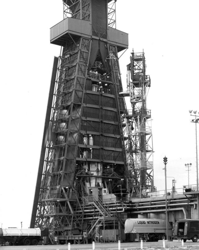 Programme Mercury (autre que les missions) - Rares Documents, Photos, et autres ... Mercur11