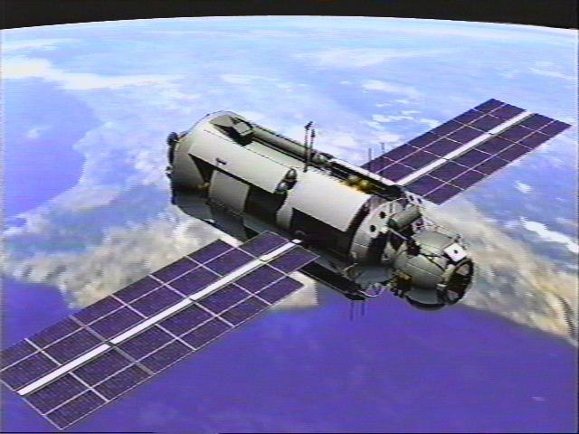 20 novembre 2013 / Lancement de Zarya / Début de la construction de la Station Spatiale Internationale Module10