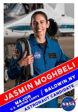 Nouvelle sélection NASA d'astronautes pour 2017 Moghbe10