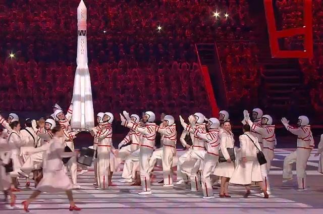 Jeux Olympiques Sotchi 2014 et l'espace News-010