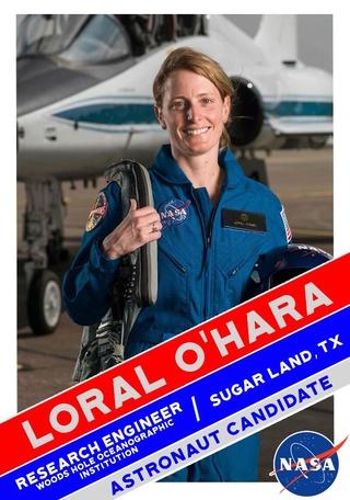Nouvelle sélection NASA d'astronautes pour 2017 O_hara10